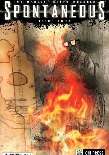 Okładka książki Spontaneous #4 - Burn