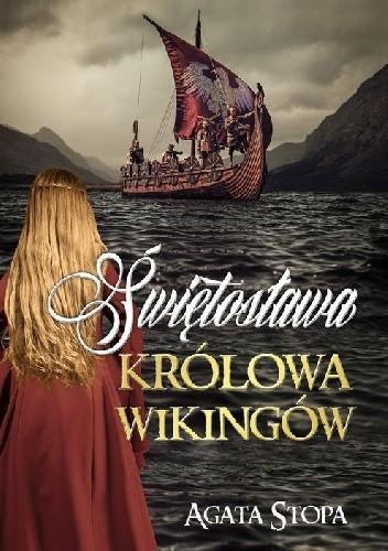 Okładka książki Świętosława - królowa wikingów