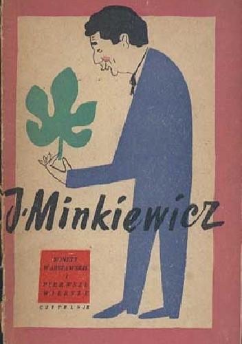 Okładka książki Sonety warszawskie i pierwsze wiersze
