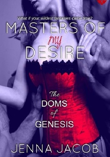 Okładka książki Masters Of My Desire