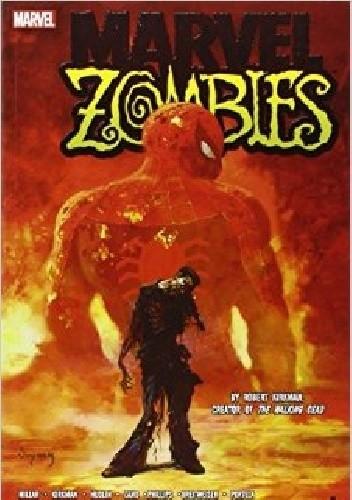 Okładka książki Marvel Zombies: The Complete Collection Volume 1