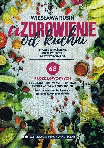 Okładka książki Uzdrowienie od kuchni