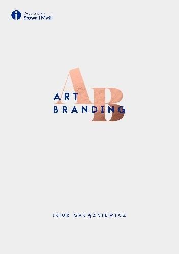 Okładka książki Art branding