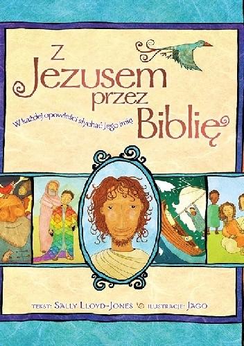 Okładka książki Z Jezusem przez Biblię