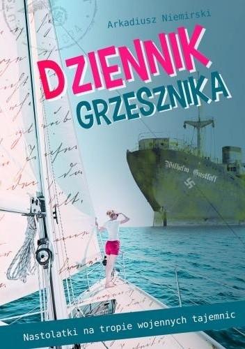 Okładka książki Dziennik grzesznika