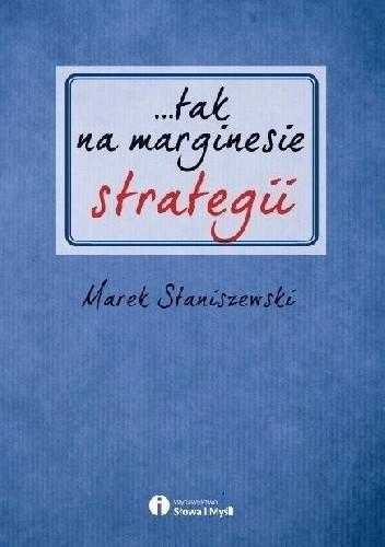 Okładka książki ...tak na marginesie strategii