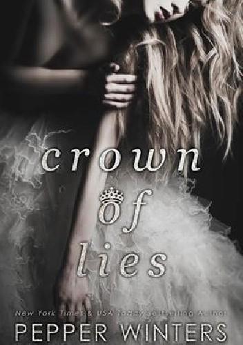 Okładka książki Crown of Lies