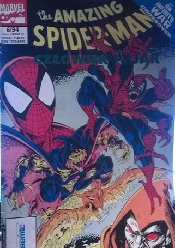 Okładka książki The Amazing Spider-Man 6/1994