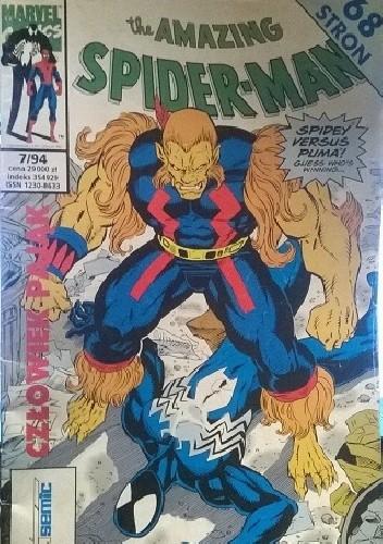 Okładka książki The Amazing Spider-Man 7/1994