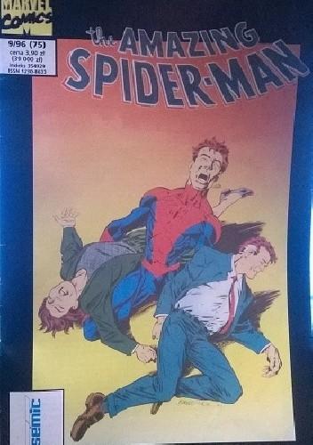 Okładka książki The Amazing Spider-Man 9/1996