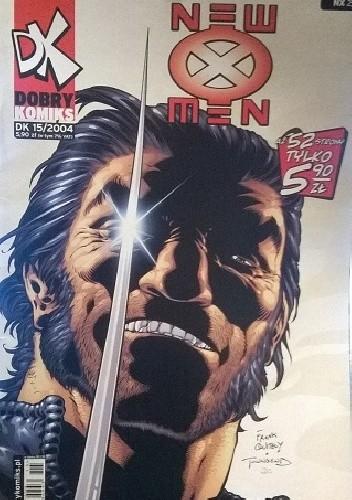 Okładka książki New X-Men #2