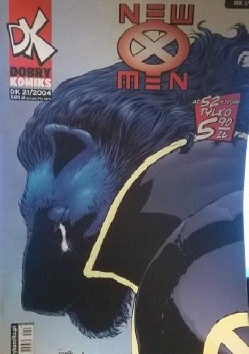 Okładka książki New X-Men #3