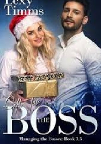 Okładka książki Gift For the Boss