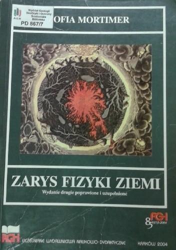 Okładka książki Zarys fizyki Ziemi