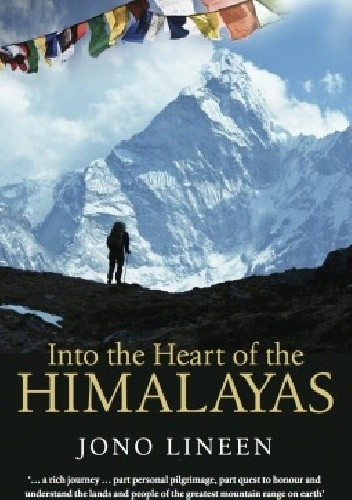 Okładka książki Into the Heart of the Himalayas