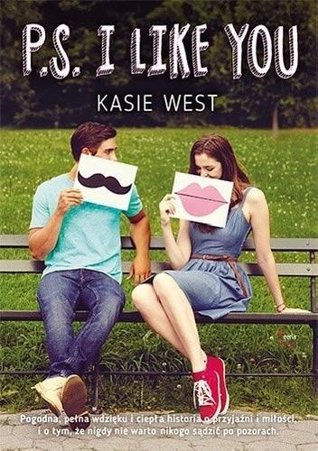 Okładka książki P.S. I Like You