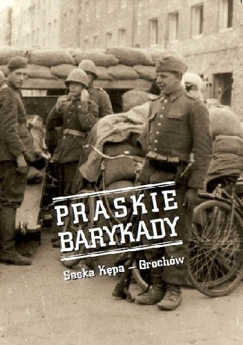 Okładka książki Praskie Barykady
