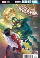 Amazing Spider-Man Vol 4 #18: Before Dead No More - Part Three: Full Otto