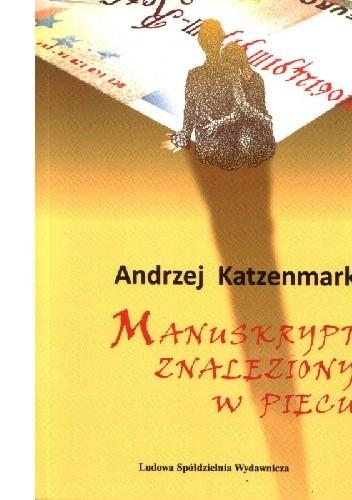 Okładka książki Manuskrypt znaleziony w piecu