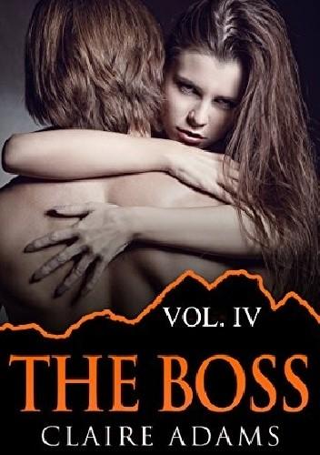 Okładka książki The Boss