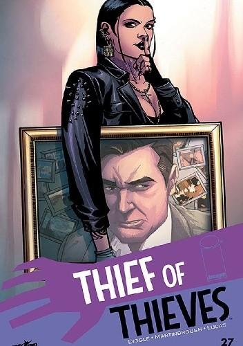 Okładka książki Thief of Thieves #27