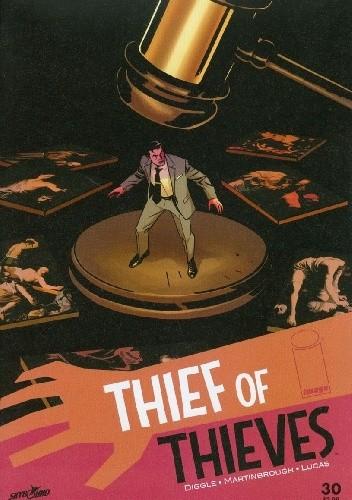 Okładka książki Thief of Thieves #30