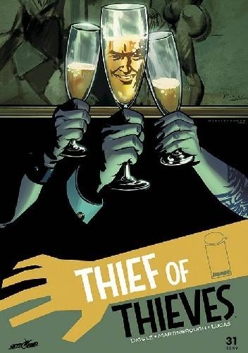 Okładka książki Thief of Thieves #31
