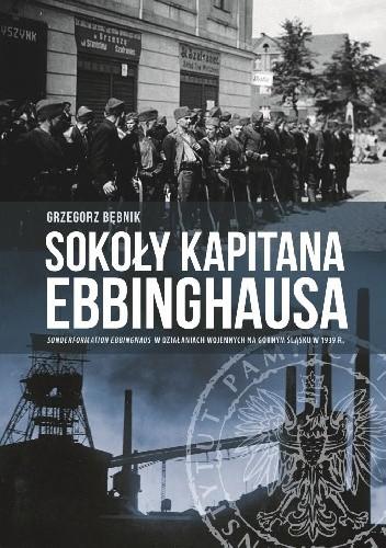 Okładka książki Sokoły kapitana Ebbinghausa