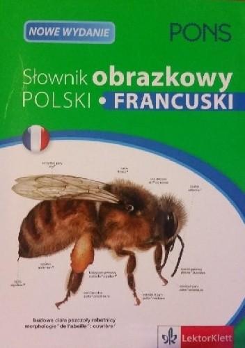 Okładka książki Słownik obrazkowy POLSKI, FRANCUSKI
