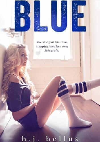 Okładka książki Blue