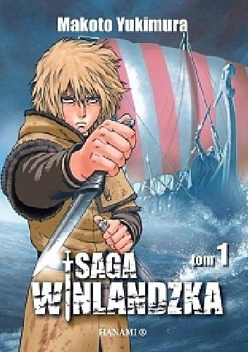Okładka książki Saga Winlandzka tom 1