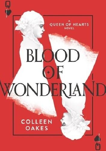 Okładka książki Blood of Wonderland