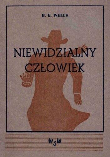 Okładka książki Niewidzialny człowiek