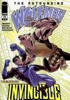 The Astounding Wolf-Man #11