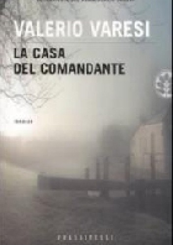 Okładka książki La casa del comandante