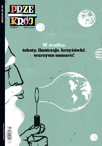 Okładka książki Przekrój nr 1 (3556) / grudzień 2016 - luty 2017