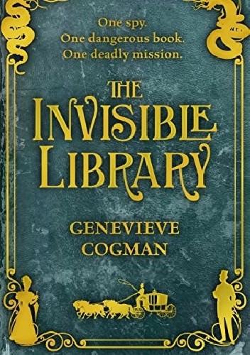 Okładka książki The Invisible Library