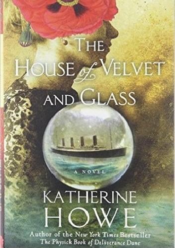Okładka książki The house of velvet and glass