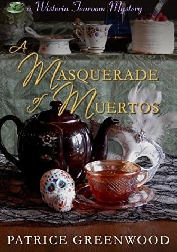 Okładka książki A Masquerade of Muertos
