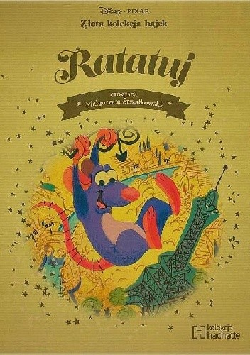 Okładka książki Ratatuj