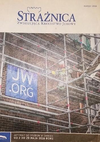 Okładka książki Strażnica, 1 marzec 2016