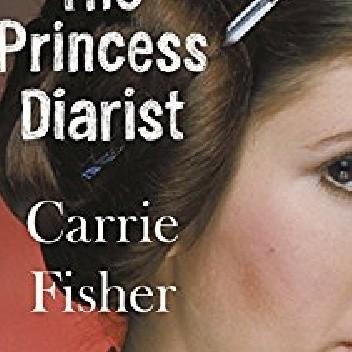 Okładka książki The Princess Diarist
