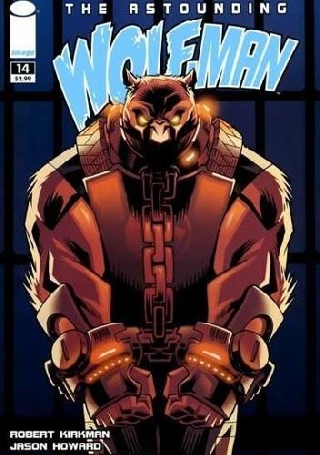Okładka książki The Astounding Wolf-Man #14