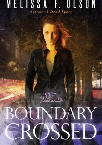 Okładka książki Boundary Crossed