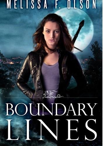 Okładka książki Boundary Lines
