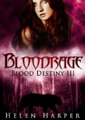 Okładka książki Bloodrage