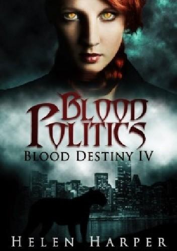 Okładka książki Blood Politics