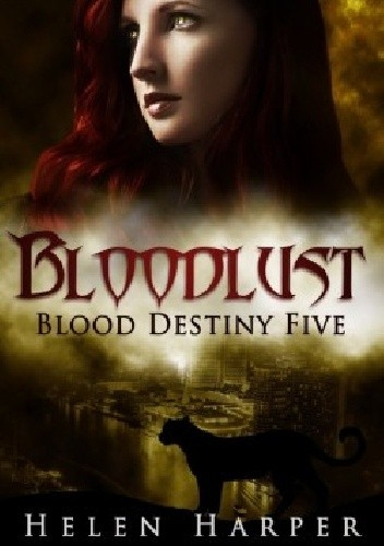 Okładka książki Bloodlust