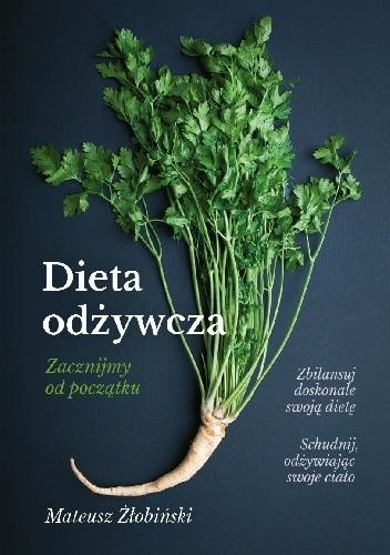 Okładka książki Dieta odżywcza
