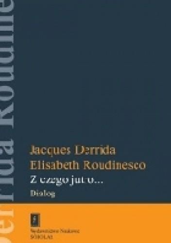 Okładka książki Z czego jutro... Dialog